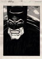 Kelley Jones - Batman/Dracula: Red Rain Promo Comic Art