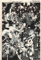 Kelley Jones - Gotham After Midnight # 12 (Cover) Comic Art