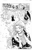 Witchblade Issue 50 page 2 Comic Art