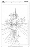Grace Commission to be inked by Jimmy Comic Art