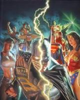 Alex Ross- DC-Mortal Combat original Comic Art