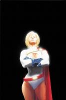 Alex Ross - JSA #9 cover  Comic Art