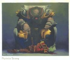 MtG Planeshift: Phyrexian Tyranny Comic Art