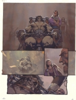 Prophecy page 2 (from Top Deck magazine - July 2000) Comic Art