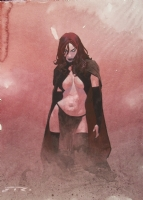 Goblin Queen by Esad Ribic Comic Art