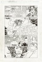 Formerly Known as Justice League Issue 4 Page 17 Comic Art