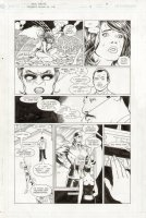 Formerly Known as Justice League Issue 4 Page 18 Comic Art