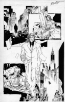 the Darkness vol.1 preview page 1 by Marc Silvestri Comic Art