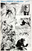 the Darkness vol.1 preview page 2 by Marc Silvestri Comic Art