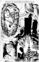 the Darkness #1 pg.8 by Marc Silvestri Comic Art