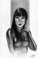 Sunstone's Ally sketch by Stjepan �ejić Comic Art