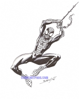 2005 Mark Bagley - Ultimate Spider-Man Comic Art