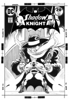 Shadow and the Knight #7(Von Eeden) Comic Art