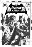Shadow and the Knight #8(Gulacy) Comic Art