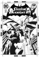Shadow and the Knight #10 (Nowlan) Comic Art