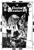 Shadow and the Knight #11 (Sienkiewicz) Comic Art
