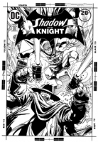 Shadow and the Knight #5 (Simonson) Comic Art