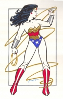 Wonder Woman by Amanda Conner (Full) Comic Art