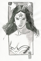 Wonder Woman by J.G. Jones Comic Art