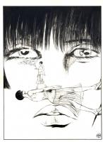 Guido Crepax 1974 da Diario di Valentina Comic Art