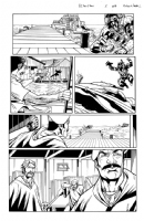 GI Joe -idw #5 pg17, Comic Art