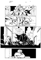Camuncoli, Giuseppe-Batman #644 pg.5 Comic Art