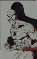 Spider-Man Comic Art