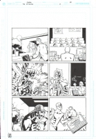 Camuncoli-The Intimates-Iss 3 pg.18 Comic Art