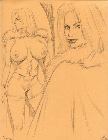Julius Zimmerman Art. Artist: Julius Zimmerman (Penciller)