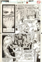 Web of Spider-man Annual 8, Page 2 Comic Art