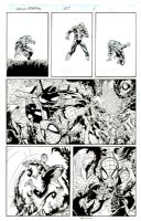 Amazing Spider-Man #437 page 11 Comic Art