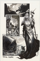 The World of Dungeons & Dragons Comic Art