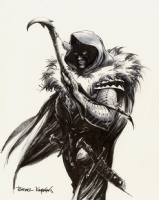 Drizzt Comic Art
