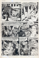 Star Wars: Return of the Jedi Adaptation Page #15-Al Williamson  Comic Art
