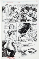 The Sensational She-Hulk #55 pg 12 Comic Art