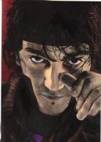 Gambit, Comic Art