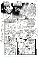 Showcase '96 #5 Page 29 Comic Art