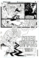 Showcase '96 #5 Page 30 Comic Art