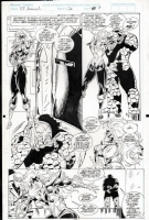 Fantastic Four Annual #26 page 11 Comic Art
