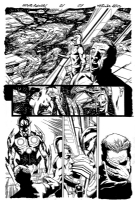 nova annual # 1 page 7 Comic Art