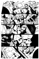 nova annual # 1 page 26 Comic Art
