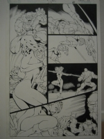 Thundercats Return on Thundercats  The Return   5 Page 3 Comic Art