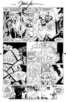 X-Men 275 page 47 Comic Art