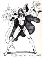 Zatanna Comic Art