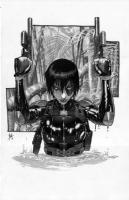 Domino by Jorge Molina  Comic Art