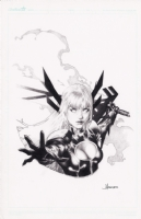 2015-Commission of your choice  by Jay Anacleto  Comic Art
