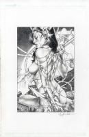 2014~Dejah Thoris by Jay Anacleto  Comic Art