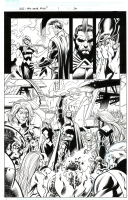 War of Kings Who Will Rule page 20 Paul Pelletier Comic Art