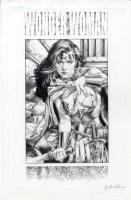 Wonder Woman by Jay Anacleto  Comic Art
