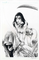 Vampirella by Jay Anacleto  Comic Art